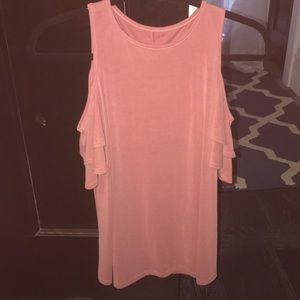 Alya Tank Top with little sleeve things